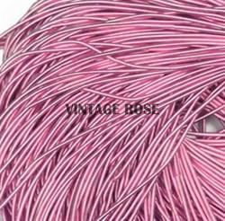 Канитель мягкая, 1 мм, светло-розовая 792 - фото 13067