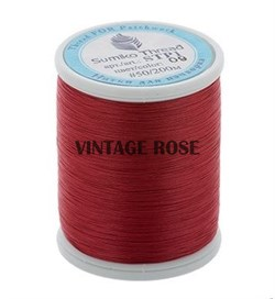 Нитки Sumiko Thread STP1-09 т.красные (для люневильской вышивки) - фото 13147