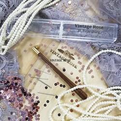 """Люневильский крючок ясень с 4мя иглами бренда Vintage Rose """"Анри Марсель"""" - фото 15049"""
