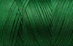 Нитки Cotton № 50/3, Aurora вощеные 200 метров Цвет 21230 ИЗУМРУД - фото 15565
