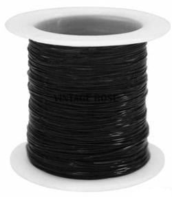 Леска для бисера, 0.6 мм * 30 м, черная - фото 9117