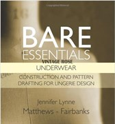 Книга по пошиву нижнего белья Bare Essentials Underware