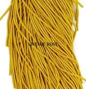 Витая канитель, 2 мм, Желтое Золото