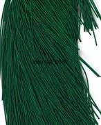 Витая канитель, 1,5 мм, Темно-зеленый