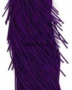Витая канитель, 1,5 мм, Фиолетовый