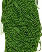 Витая канитель, 1,5 мм, Салатовая