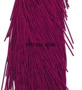 Витая канитель, 1,5 мм, Пурпурный