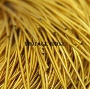 Канитель мягкая, 1 мм, Желтое золото Can4257