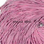 Канитель мягкая, 1 мм, светло-розовая 792
