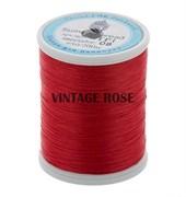 Нитки Sumiko Thread STP1-08 красные (для люневильской вышивки) (Красный)