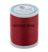 Нитки Sumiko Thread STP1-09 т.красные (для люневильской вышивки) (Красный)