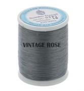 Нитки Sumiko Thread STP1-18 серый (для люневильской вышивки)