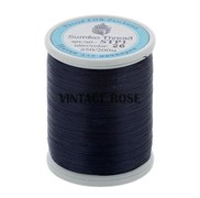 Нитки Sumiko Thread STP1-26 т.синий (для люневильской вышивки) (Синий)
