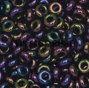 Бисер TOHO круглый 15 #0085 Металлизированный, багровый ирис