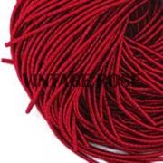 Витая канитель,1,5 мм, Алая, 50 см (Красный)