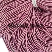 Витая канитель,1,5 мм, Нежно-розовая, 50 см