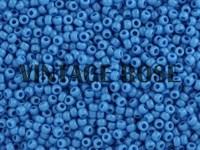 Бисер TOHO круглый 15 #0043D Непрозрачный, голубой