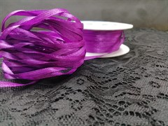 Лента атласная 3 мм цвет 143