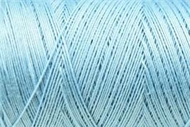 Нитки Cotton № 50/3, Aurora вощеные 200 метров Цвет 21251 ГОЛУБОЙ