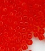 Бисер TOHO круглый 11 #0005 Прозрачный, светлый рубин