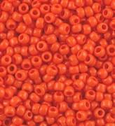 Бисер TOHO круглый 11 #0050 Непрозрачный, оранжевый