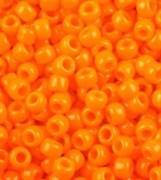 Бисер TOHO круглый 11 #0042D Непрозрачный, оранжевый