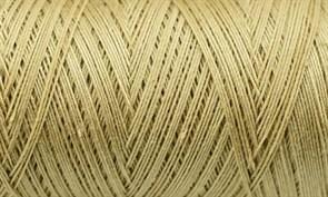 Нитки Cotton № 50/3, Aurora вощеные 200 метров Цвет 21003 БЕЖ