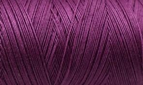 Нитки Cotton № 50/3, Aurora вощеные 200 метров Цвет 21106 ФИОЛЕТОВЫЙ