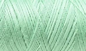 Нитки Cotton № 50/3, Aurora вощеные 200 метров Цвет 21141 МОРСКАЯ ВОЛНА