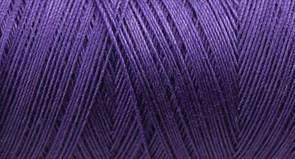 Нитки Cotton № 50/3, Aurora вощеные 200 метров Цвет 21148 ИНДИГО