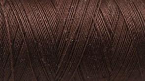 Нитки Cotton № 50/3, Aurora вощеные 200 метров Цвет 21157 ВИННЫЙ