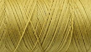 Нитки Cotton № 50/3, Aurora вощеные 200 метров Цвет 21252 СОЛОМА