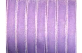 Лента бархатная, цвет № 53-лаванда.Ширина 10 мм  (1метр)