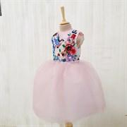 """Мастер класс """" Детское платье от Кутюр"""" - размер 5 лет, с материалами"""