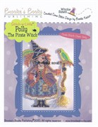 Схема для вышивки Polly The Pirate Witch Brookes Books