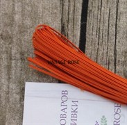 Сутаж Оранжевый 2,5 мм Белоруссия
