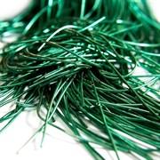 Канитель мягкая, 1 мм, изумрудный зеленый