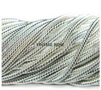Витая канитель, 1,5 мм, Серебро