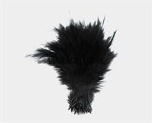 Перо марабу, Черное