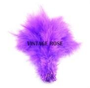 Перо марабу,  Фиолетовое