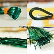 Бить для вышивки - зеленая
