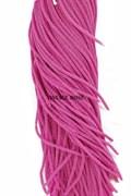 Канительный шнур, 3 мм,  розовый