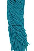 Канительный шнур, 3 мм,  Голубой
